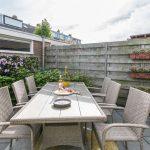 Hoekwoning Vierpolders Vroonstraat 17 tuin