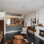 Tussenwoning met garage Middelharnis Oostdijk 47 woonkamer