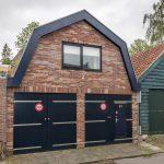 Tussenwoning met garage Middelharnis Oostdijk 47 garage