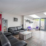 Tussenwoning Dirksland Molenzicht 126 woonkamer