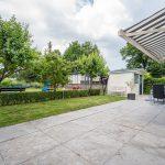 Recreatiewoning Goedereede Doelweg 35 - 179 tuin